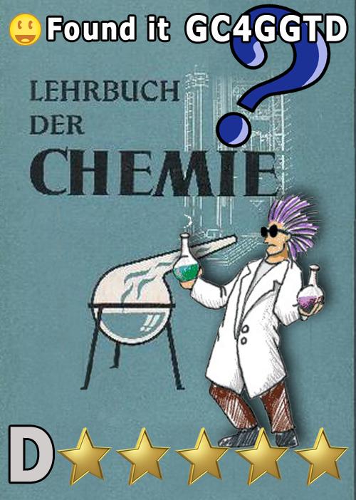 nicht schon wieder...Chemie!